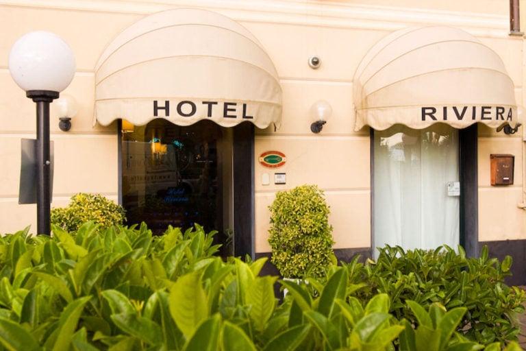 hotel riviera esterna