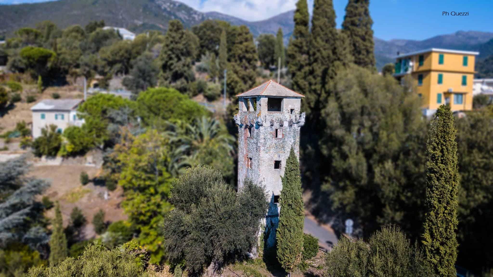 Queirolo torre Saraceni