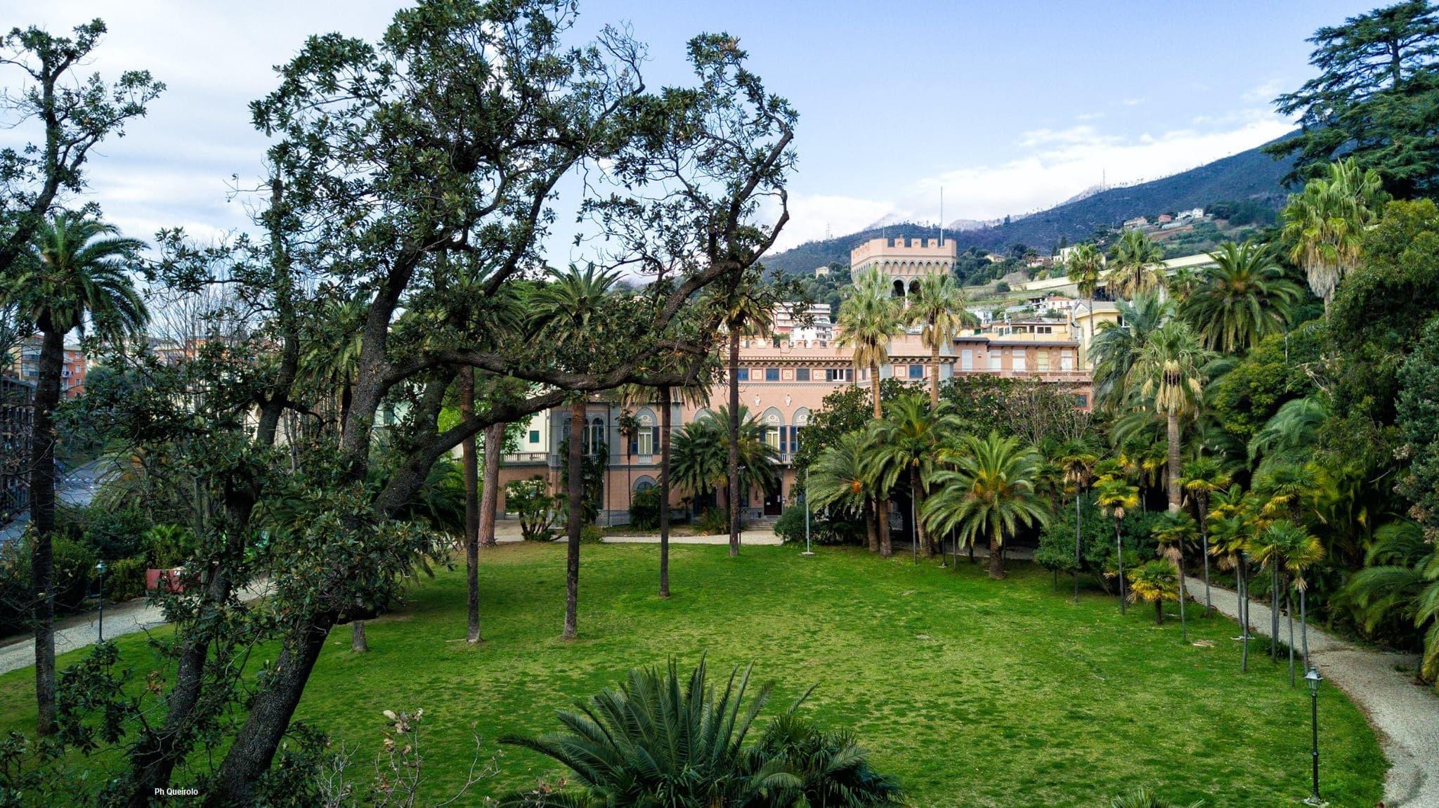 Villa Figoli copertina