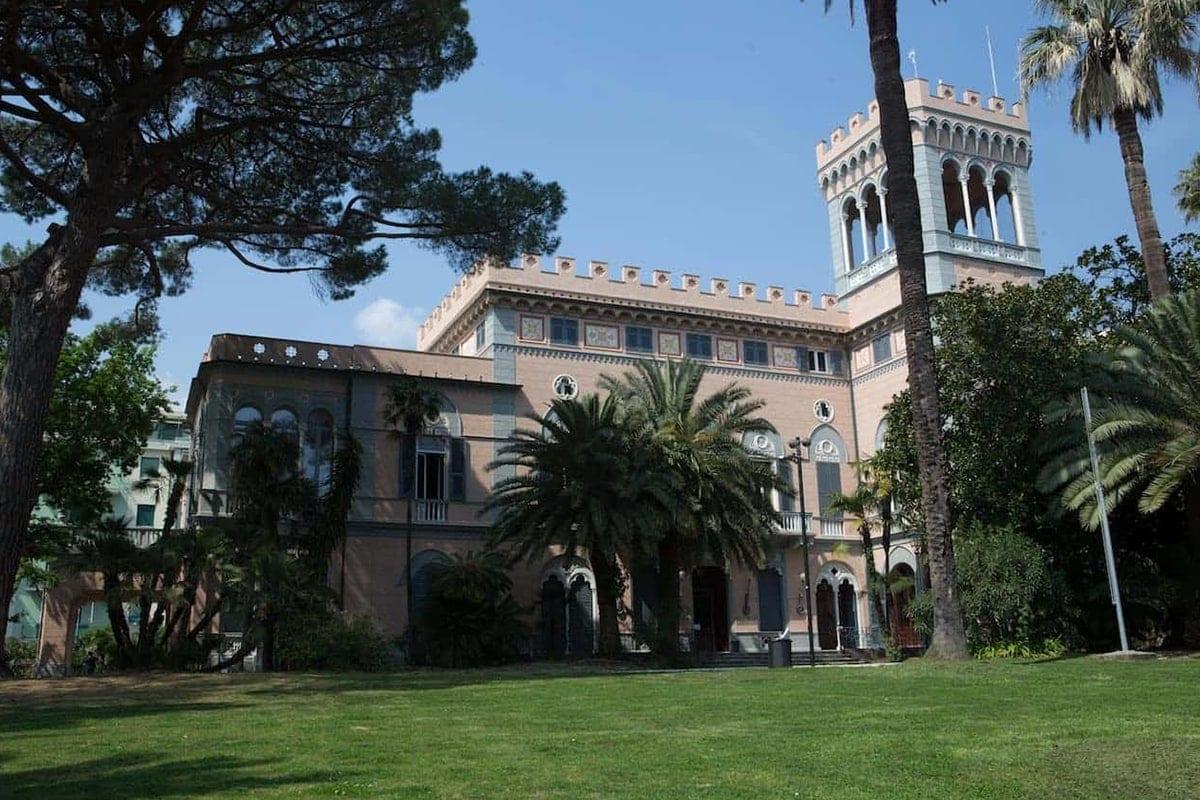 Villa Figoli esterno